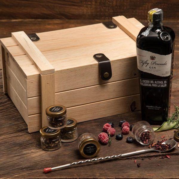 Linea De Gin - Regalos empresariales gourmet family